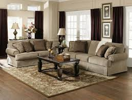 dark furniture decorating ideas. excellent and comfy living rooms interior designs with brown sofa wool rug wood floor design coffee table for room decoration ideas dark furniture decorating