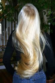 Beautiful Long Blonde Hair If You