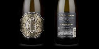 Cool Wine Labels Cool Packaging Gold Crush Wine Labels Paperspecs