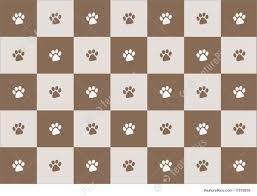 Paw Print Pattern Best Inspiration Design