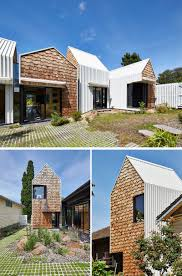 Modern Wood House 13 Examples Of Modern Houses With Wooden Shingles Contemporist