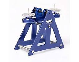 Main Blade Balancer for <b>T</b>-<b>REX 180</b>-450 Size Helicopter (Blue) + ...