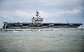 The Worlds Largest And Most Powerful Aircraft Carriers In