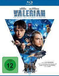 Valerian - Die Stadt der tausend Planeten [Blu-ray]: Amazon.de: DeHaan,  Dane, Delevingne, Cara, Owen, Clive, Rihanna, Hawke, Ethan, Besson, Luc,  DeHaan, Dane, Delevingne, Cara: DVD & Blu-ray