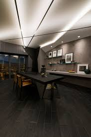 home office lighting design. soft line led indirect lighting by edge contemporaryhomeoffice and home office design