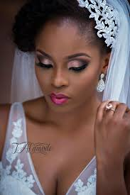 nigerian bridal natural hair and makeup shoot black bride bellanaija 2016 12 love her makeup