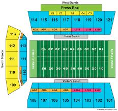 Tu Football Stadium Seating Chart Tu Stadium Seating Richard Artasia Tk