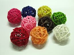 Decorative Balls For Bowls Green Rattan Ball For Decoration For Wholesaledecorative Balls 26