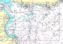 Rio De La Plata Exterior Marine Chart Ar_h11301
