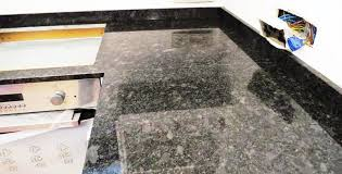 granite countertops colors dark gray