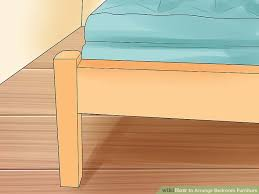 how to place bedroom furniture. Image Titled Arrange Bedroom Furniture Step 13 How To Place
