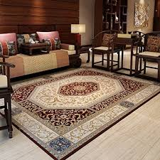 hj chinese retro carpet living room coffee table bedroom bedside rug americanrestaurant door machine wash chinese