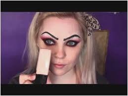 bratz makeup tutorial beautiful 1000 ideas about bride chucky on