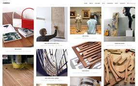 Furniture Design Gallery Art Gallery Website Template 64713