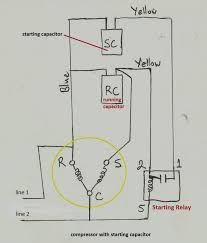 collection air compressor capacitor wiring diagram before you call a Amp Capacitor Hook Up Diagram collection air compressor capacitor wiring diagram before you call a ac repair