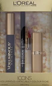 home beauty makeup makeup sets l oreal paris