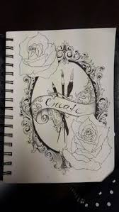 vintage frame tattoo design. Plain Frame Possibly To Go Around My Lettering Throughout Vintage Frame Tattoo Design R
