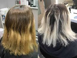 of hair cuticle repair once