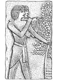 Kleurplaat Bas Relief Egypte Afb 13315 Images