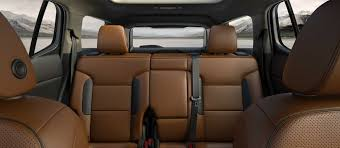 gmc acadia interior. the 2017 gmc acadia all terrain midsize suvu0027s interior is accommodating spacious gmc o