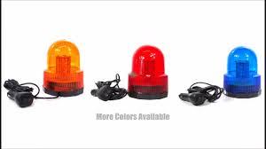 Small Rotating Beacon Light Xprite 30 Led Medium Strobe And Rotating Beacon Light