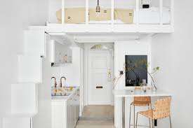 Micro Apartment Design Cool Inspiration Ideas
