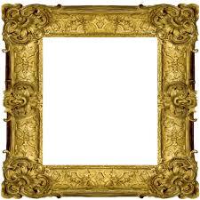 gold frame border png.  Border Pin Gold Frame Border Clip Art 3 For Gold Frame Border Png