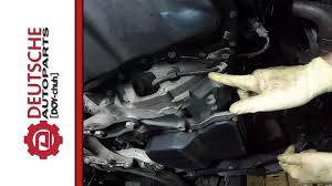 how to install a vw 5 cyl 2 5 engine crank position sensor g28 how to install a vw 5 cyl 2 5 engine crank position sensor g28