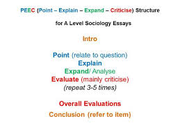 a level sociology essays how to write them revisesociology the sociology a level exam general hints for writing essays