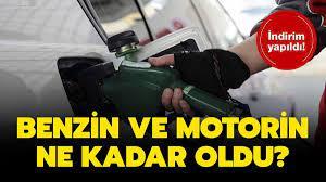 Benzin ne kadar oldu? İşte benzin fiyatları 2020
