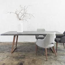 modern dining table pinterest room light white interior unique chairs and
