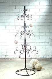 Wrought Iron Ornament Display Stand Fascinating Wrought Iron Ornament Tree Nerdygirlnutrition