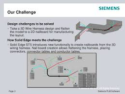 nail board wire harness e series combined solid edge ensures Edge Wire Harness seu nail boards in solid edge a hands on experience stev page 2 siemens plm software solid edge wire harness