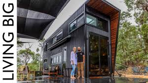 Grand Designs New Zealand Log House This Ultra Modern Tiny House Will Blow Your Mind
