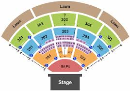 Cricket Amphitheatre Seating Chart 18 Judicious Sleep Train Amphitheatre Seating