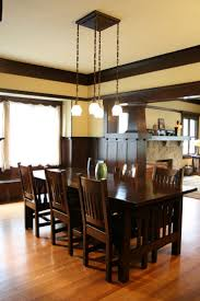 craftsman lighting dining room. Dining Room: Craftsman Lighting Room Home Design Very Nice Gallery With