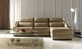 Apartment Size Sectional With Recliner Sectionals Sizes Of