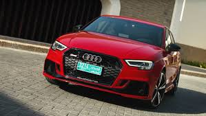 2018 audi rs3. brilliant audi 2018 audi rs3 sedan is a 25l turbo practical rocket says review throughout audi rs3