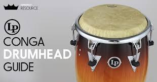 Lp Conga Drumhead Guide