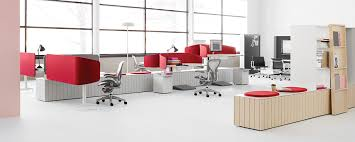 locale office for herman miller by industrial facility office arrangements i40 office