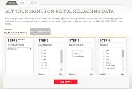 Adi Powder Reloading Chart 23 Scientific Gun Powder Reloading Chart
