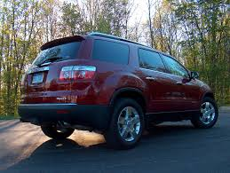 Automotive Trends » 2007 GMC Acadia and Saturn Outlook