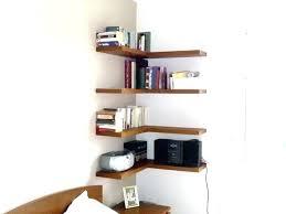 corner shelf shower shelves wall mount floating plans build bookshelves ideas for shelving wal