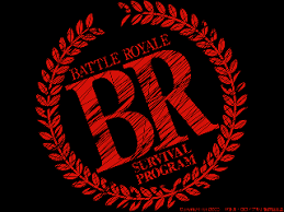 battle royale movie review by anthony leong from net battle royale logo