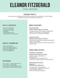 Resume Cnava Templatess Free Online Builder Design Custom In
