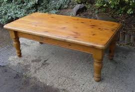 pine coffee tables interior and home ideas throughout table plans 5