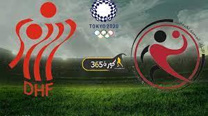 نتيجة مباراة مصر والدنمارك لكرة اليد اليوم في أولمبياد طوكيو