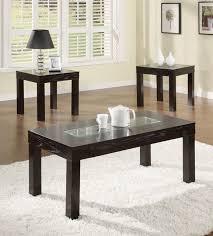 denhem dark espresso coffee table set