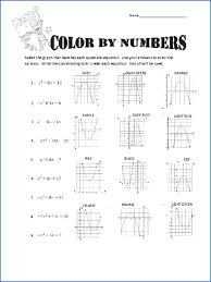 quadratic formula worksheet with answers pdf math tes solving equations for x a coefficients of 1