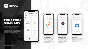 Mobile Home Design App Moorgen Smart Home If World Design Guide
